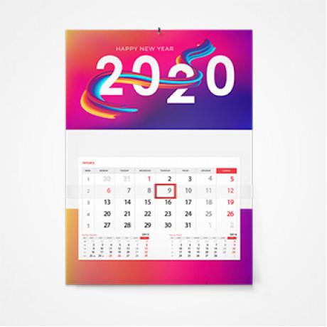 Дизайн календарей в Краснодаре